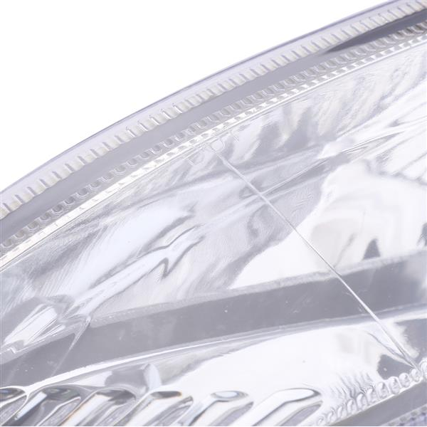 Clear Lens Bumper Driving Lamps Fog Lights for 2003 2004 Toyota Corolla