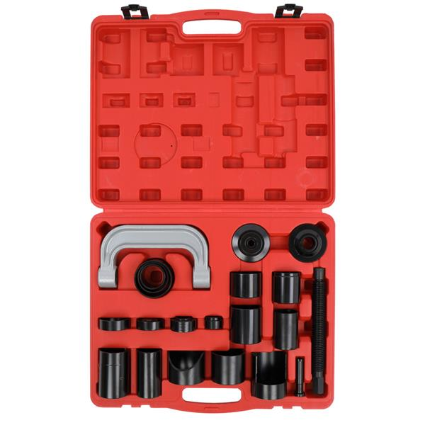 21-Piece Tool Kit Home/Auto Repair Hand Tool Set, with Portable Toolbox
