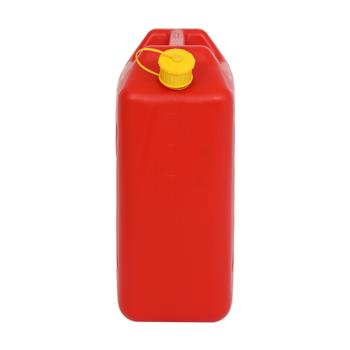 20L Gas Can Plastic Utility Jug Red
