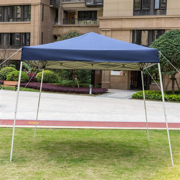 3 x 3M Portable Home Use Waterproof Folding Tent Blue