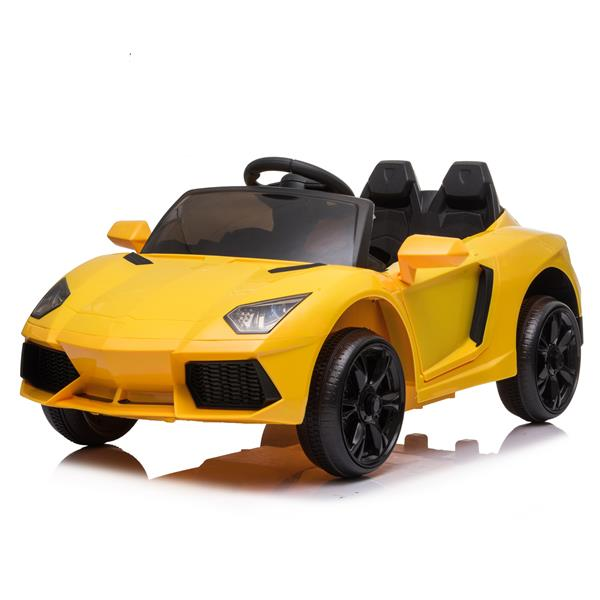 Kids Ride On Car Rechargeable Toy Vehicle with Remote Control