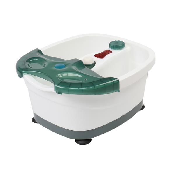 Foot Spa Foot Bath Massager with 3 Modes, Stress Relief for Tired Feet