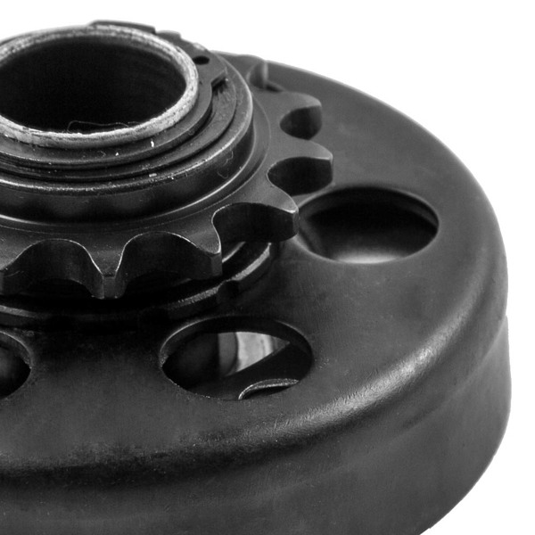 Centrifugal Clutch for Mini Bike 1 inch 25.4mm Bore 14T 14 Tooth for Go Kart 40/41/420 Chain