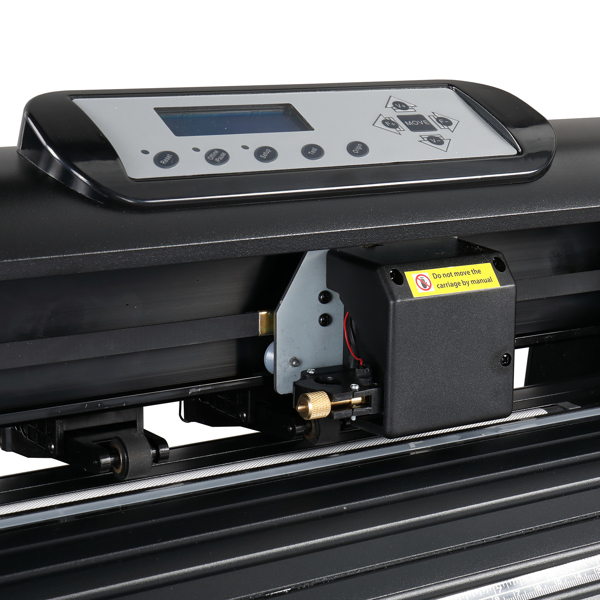 """34"""" Professional Vinyl Cutting Plotter with Stand Comes with Easy-to-use Design and SIGNMASTER Software"""