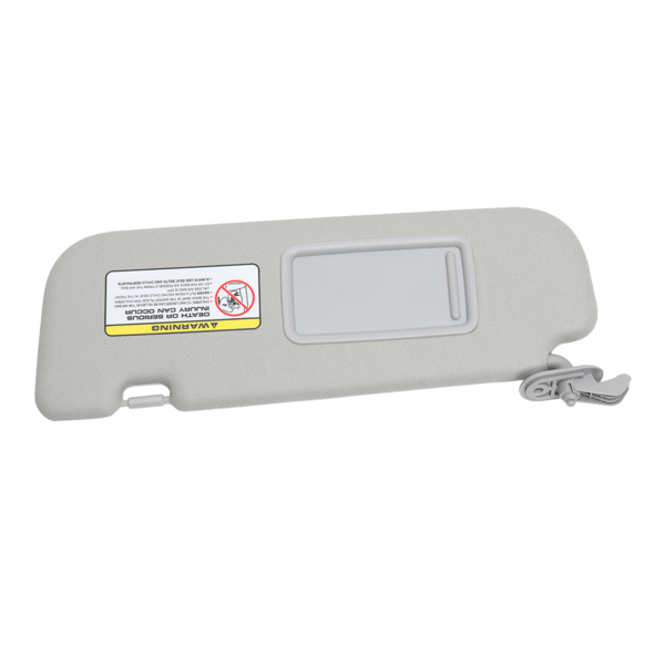 G33005650 Visor Front Left Is Suitable For Hyundai Elantra 2011-2015 Gray