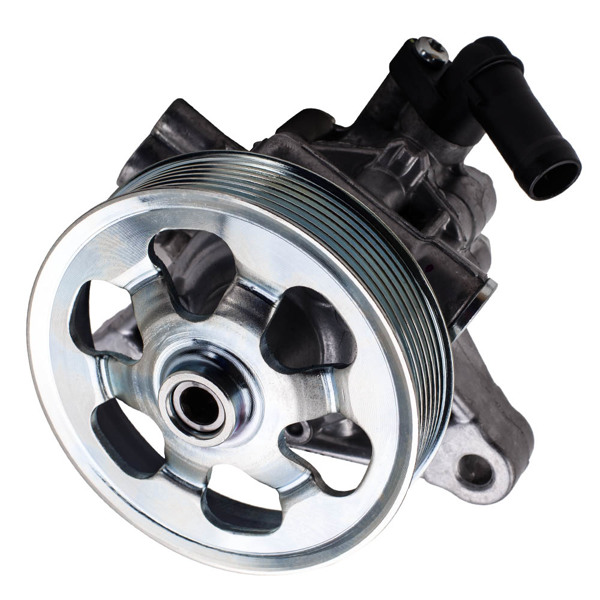 Power Steering Pump w/ Pulley For Honda Accord 2.4L L4 2008-2012 56100R40305