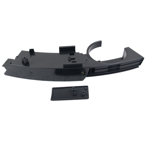 Dashboard Cup Holder Black Front Left Replacement for B-M-W Z4 E85 E86 2003-08 51457070323