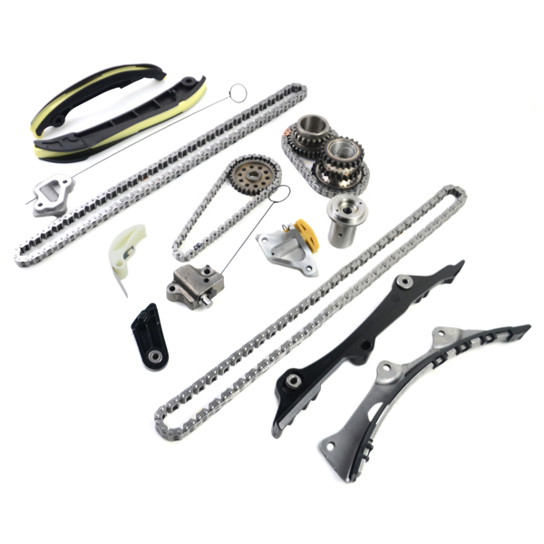 Timing Chain Kit For Chrysler 200 300 Dodge Charger Durango Jeep 5047891AA 2011-2015