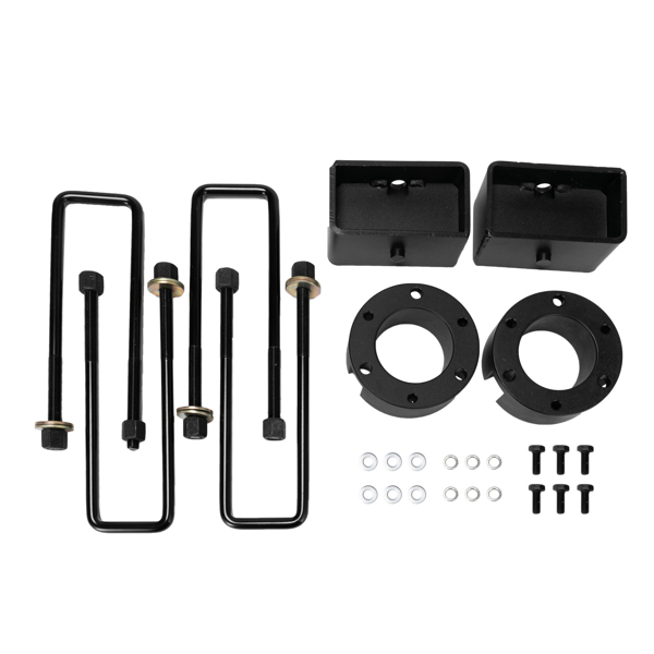 """3"""" Front and 2"""" Rear Leveling lift kit for 2007-2019 Toyota Tundra"""
