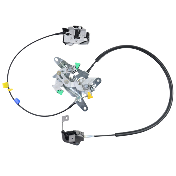 Firweland Rear Right Door Latch Lock Cable Extended Cab Replacement for Fo-rd F250 F350 F450 F550 Super Duty 1999-2007 6C3Z28264A00A