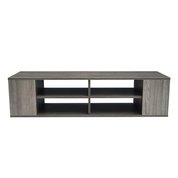 Wall Mounted Media Console,Floating TV Stand Component Shelf with Height AdjustableThe minimum retail price is 149.9